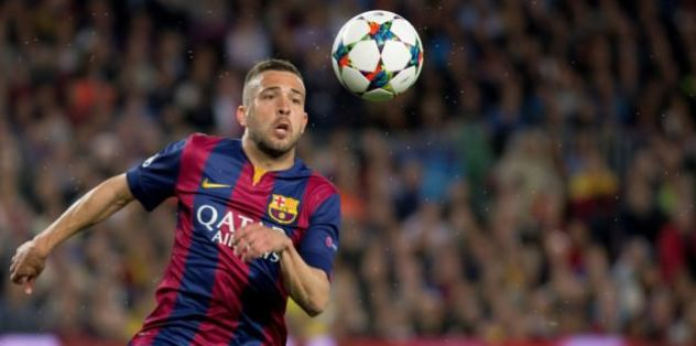 Jordi Alba staying at Barcelona until 2020