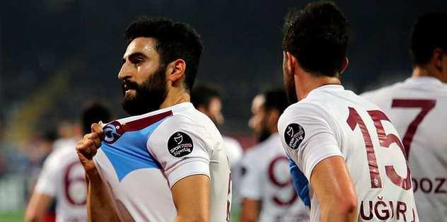 Trabzonspor bu listede lider