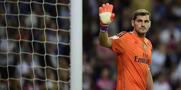 Casillas Beşiktaş'ı sordu