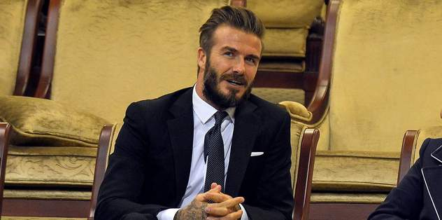 Beckham'dan FIFA eleştirisi
