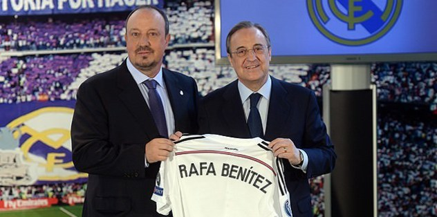 Benitez era begins in Real Madrid