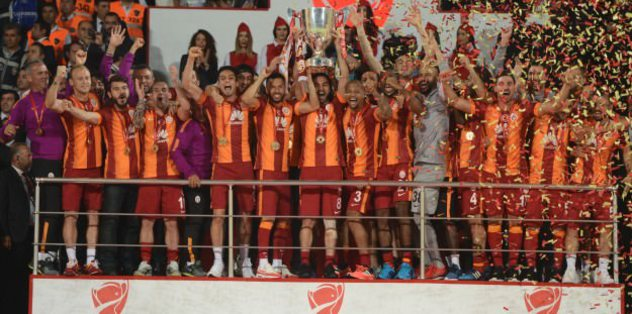 Galatasaray beats Bursaspor to win Ziraat cup