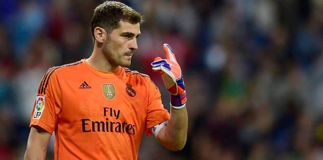 Casillas imkansız