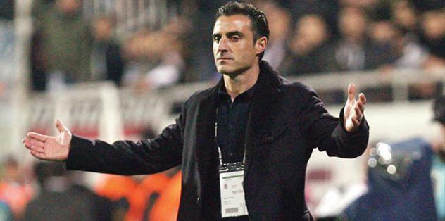 Yeni teknik direktör Tayfur Havutçu