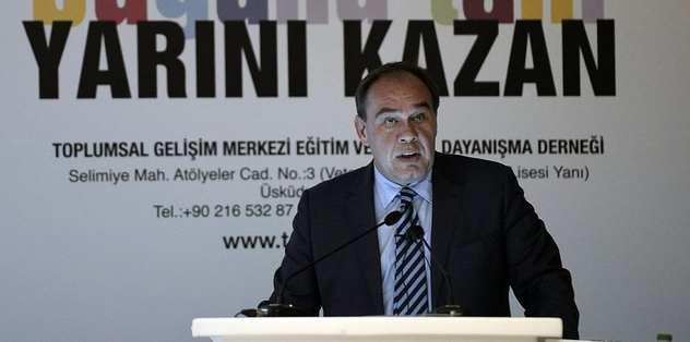 Cüneyt Çakır'a destek ziyareti