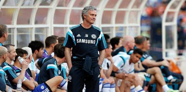 Mourinho FIFA'ya yüklendi
