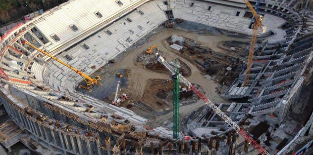 """""""Vodafone Arena'da sıkıntı yok"""""""