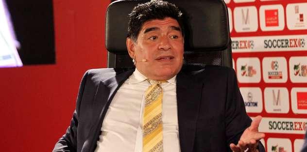 Maradona FIFA'dan görev bekliyor
