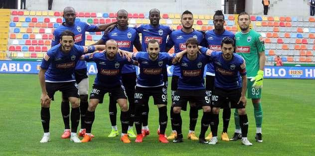 Kayseri Erciyesspor'a sponsor şoku