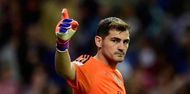 Casillas'tan yeşil ışık