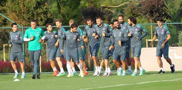 Kazakistan hazırlıkları başladı
