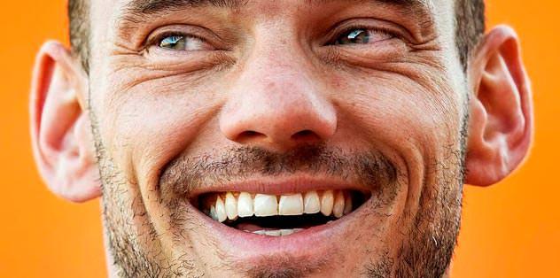 Mutlu yıllar Sneijder
