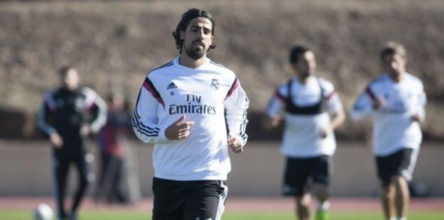 Juventus sign Khedira