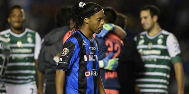 Ronaldinho yol ayrımında