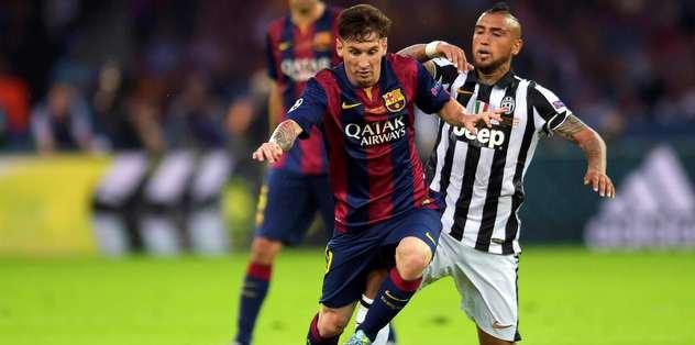 Messi'ye mahkeme şoku