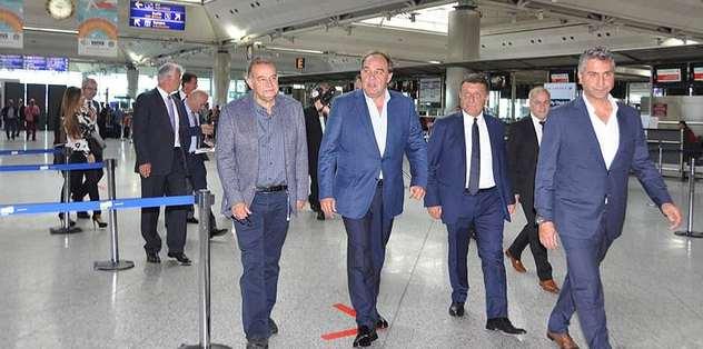 """""""Türkiye'ye mutlu dönmek istiyoruz"""""""