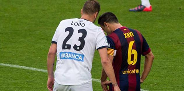 Barcelona'ya şike soruşturması