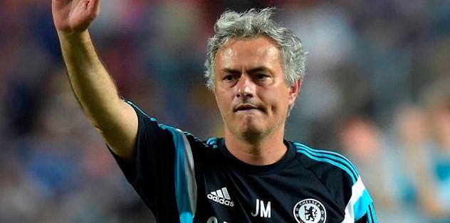 Mourinho'dan hoşgeldin mesajı