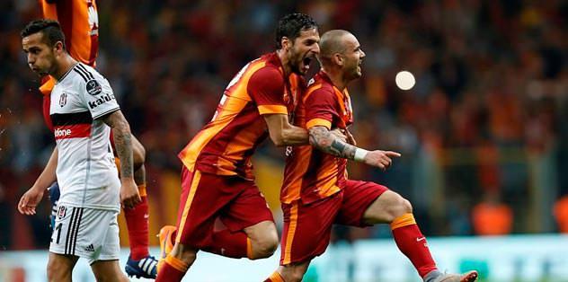 Sneijder noktayı koyacak