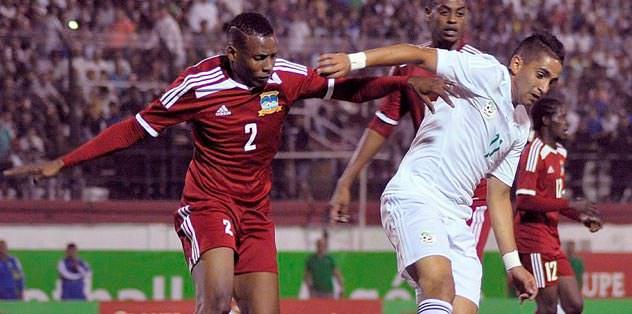 Cezayir'den gol şov: 4-0