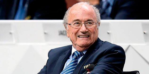 Sepp Blatter yeniden aday