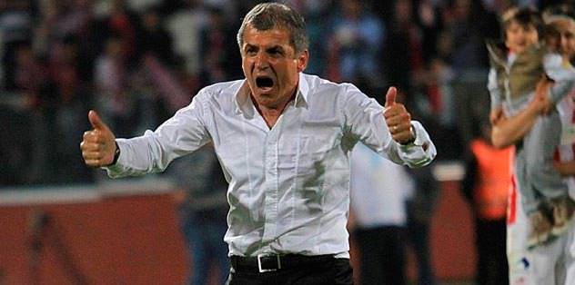 Samsunspor, Erhan Altın'la yolları ayırdı