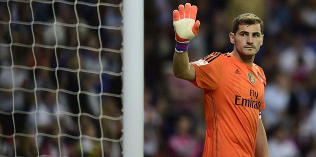 Casillas kararını verdi