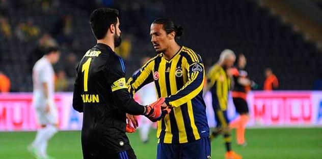 Alves 'kalıyorum' demedi