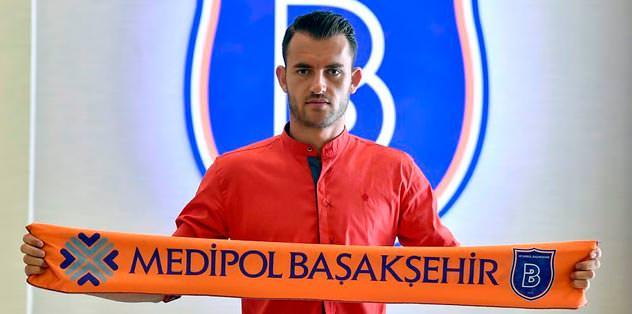 Sokol: Gollerim Başakşehir için