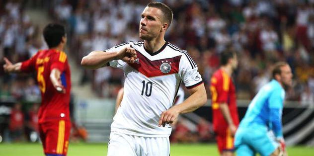 Podolski'nin gözü Cimbom'da