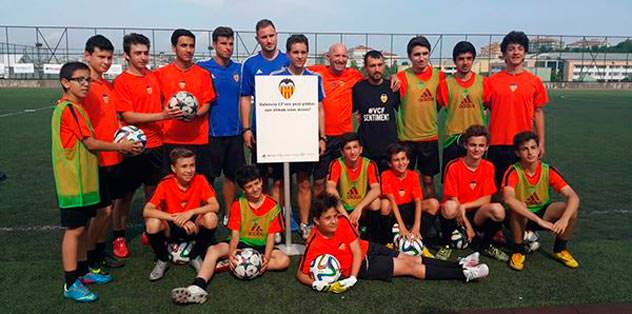 Valencia için kamp