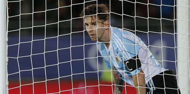 Messi dalya diyecek