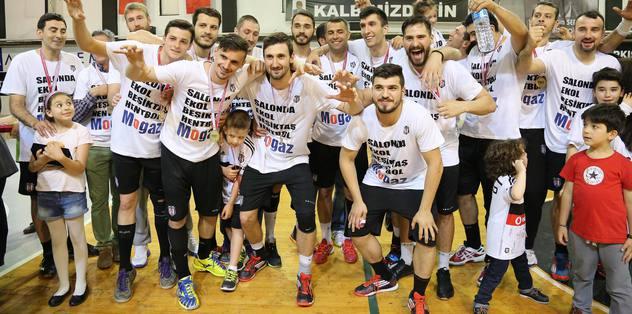 Beşiktaş yeniden Şampiyonlar Ligi'nde