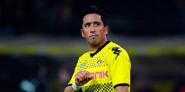 Barrios, Palmeiras'a gitti