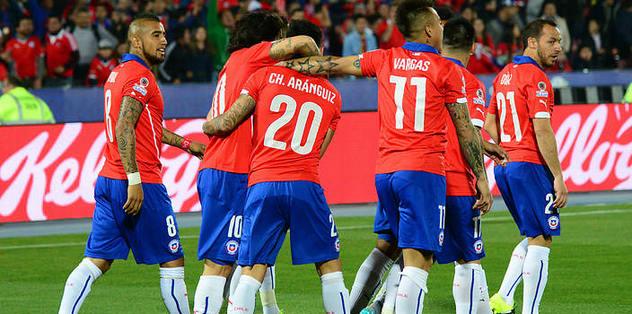 Chile, Bolivia advance to Copa America quarters