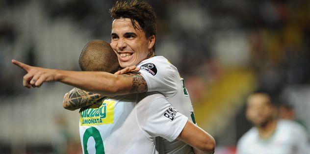 Josue:Porto'ya geri dönmek istiyorum