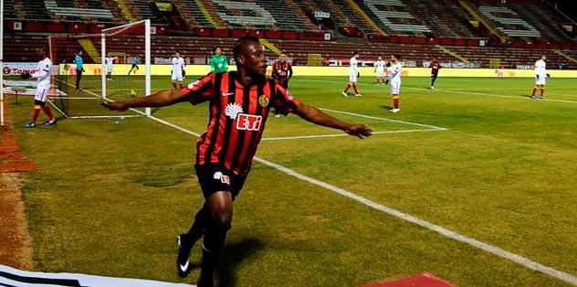 İbrahim Sissoko Akhisar'a geliyor