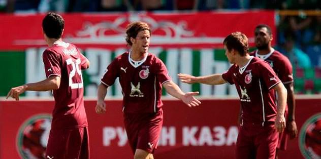 Dinamo'nun yerine Rubin Kazan