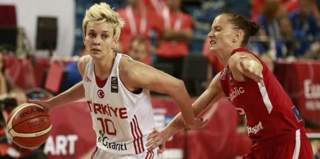 Turkey advance to quarter-finals in Eurobasket Women 2015