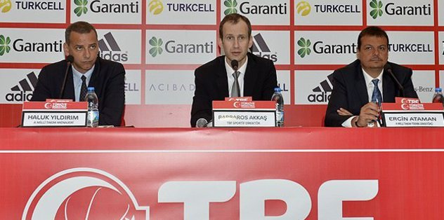 Turkey squad for EuroBasket 2015 announced