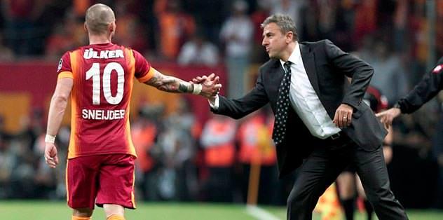 Sneijder hassasiyeti