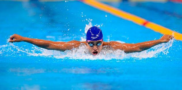 Yüzmede final