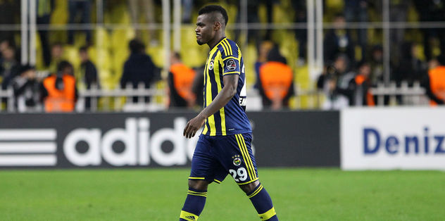 Emenike to meet Fener for showdown talks