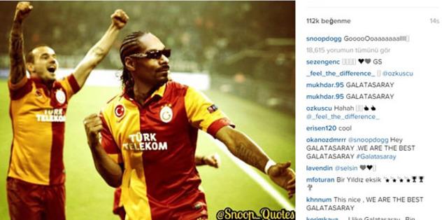Drogba'nın yerine ünlü rapçi Snoop Dogg