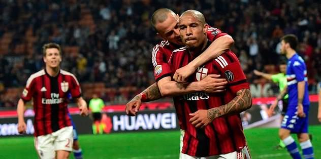 De Jong Milan'da kaldı