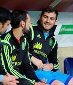 Casillas çok büyük bir kaleci