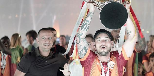'Kazanan' Sneijder