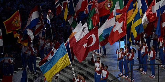 Avrupa Oyunları'nda 29 madalya