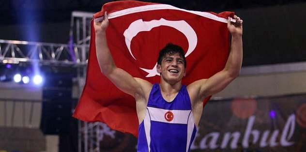 Cengiz Avrupa Şampiyonu