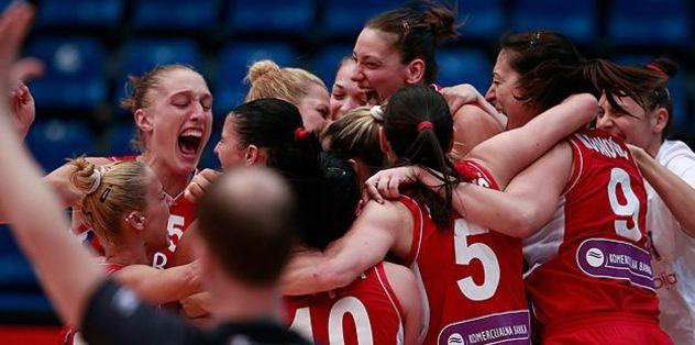 Serbia wins EuroBasket Women 2015